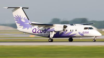 C-FBCS - Bombardier Dash 8-Q202 - Bombardier Aerospace