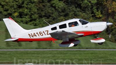 A picture of N4161Z - Piper PA28181 - [2843129] - © Joe Osciak