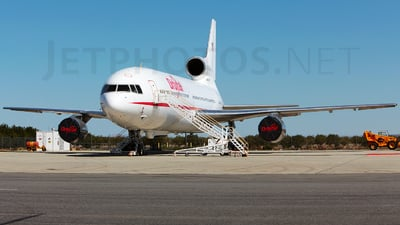 N140SC - Lockheed L-1011-100 Tristar - Orbital Sciences
