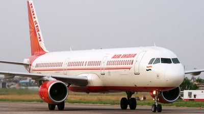 VT-PPV - Airbus A321-211 - Air India