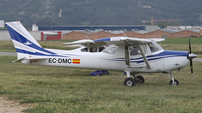 A picture of ECDMC - ReimsCessna F152 -  - © Alfonso Solis