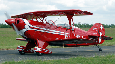 F-GEAL - Pitts S-2B Special - Private