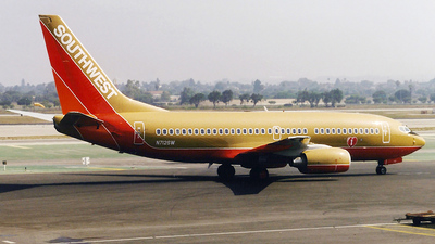 N712SW - Boeing 737-7H4 - Southwest Airlines