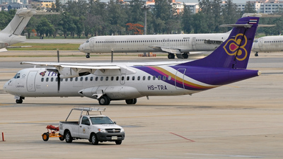 HS-TRA - ATR 72-201 - Thai Airways International