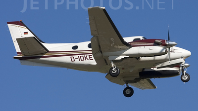 A picture of DIDKE - Beech C90GT King Air - [LJ1865] - © Roberto Bianchi