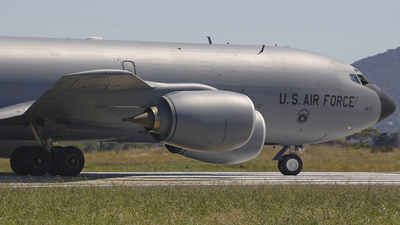 64-14828 - Boeing KC-135R Stratotanker - United States - US Air Force (USAF)