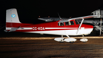 CC-KDA - Cessna 172 Skyhawk - Private