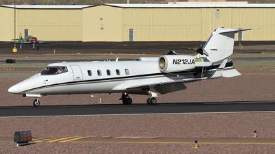 A picture of N212JA - Learjet 60 - ATI Jet - © Felipe Garcia
