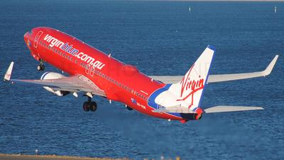 VH-VUK - Boeing 737-8FE - Virgin Blue Airlines