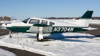 N3704M - Piper PA-28R-201 Arrow III - Private