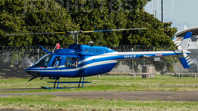 A picture of VHILS - Bell 206B JetRanger III - [3565] - © Jayden Laing