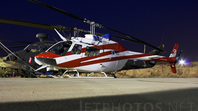 142 - Bell 412SP - Israel - Air Force