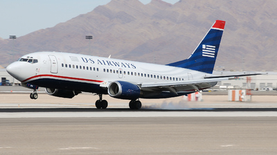 N314AW - Boeing 737-3S3 - US Airways