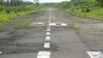 SESH - Airport - Runway