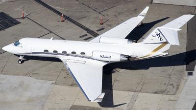 A picture of N213BA - Gulfstream III - [453] - © Matthew McDonald