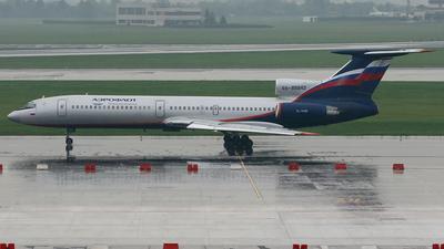 RA-85643 - Tupolev Tu-154M - Aeroflot