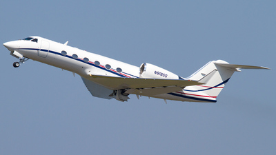 N818SS - Gulfstream G-IV(SP) - Private