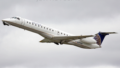 N29906 - Embraer ERJ-145LR - United Express (ExpressJet Airlines)