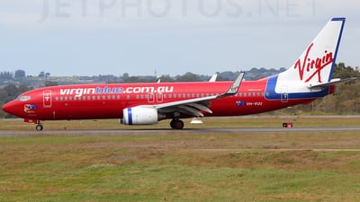 VH-VUU - Boeing 737-8FE - Virgin Blue Airlines