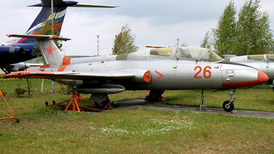 26 - Aero L-29 Delfin - Russia - Air Force