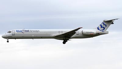A picture of YRHBH - McDonnell Douglas MD83 - [49620] - © Eddie Heisterkamp