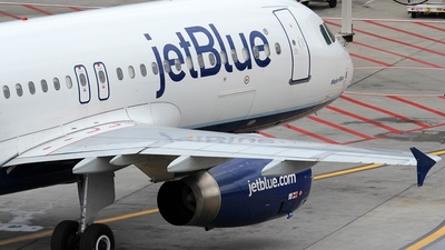 N633JB - Airbus A320-232 - jetBlue Airways