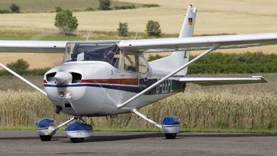 D-EEPL - Reims-Cessna F172N Skyhawk II - Private
