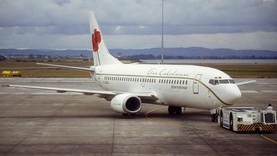 F-ODGX - Boeing 737-33A - Air Calédonie International