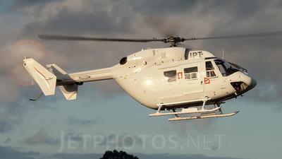 ZK-IPT - MBB-Kawasaki BK117B-2 - Private