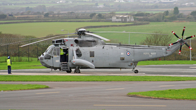 ZE418 - Westland Sea King ASaC.7 - United Kingdom - Royal Navy