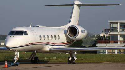 N851GG - Gulfstream G450 - Private