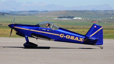 A picture of CGZAX - Van's RV6 - [24123] - © Mike MacKinnon
