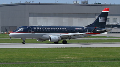 N801MA - Embraer 170-100SU - US Airways Express (Republic Airways)