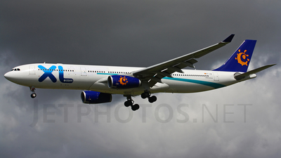 EC-LEQ - Airbus A330-343 - XL Airways France (Orbest Orizonia Airlines)