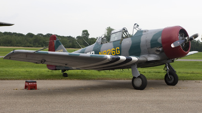N826G - North American AT-6G Texan - Private
