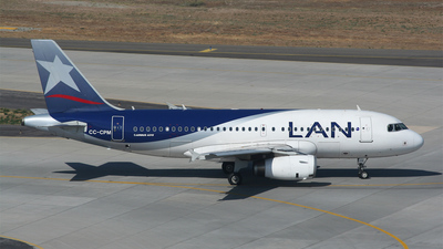 CC-CPM - Airbus A319-132 - LAN Airlines