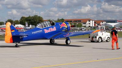 D-FHGL - North American AT-6D Harvard III - Red Bull Racing Team