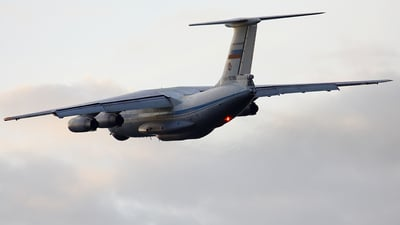RA-78796 - Ilyushin IL-76MD - Russia - 224th Flight Unit State Airline
