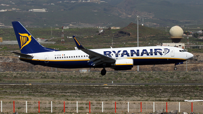 EI-EGA - Boeing 737-8AS - Ryanair