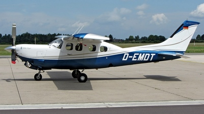 D-EMDT - Cessna P210N Silver Eagle - Private
