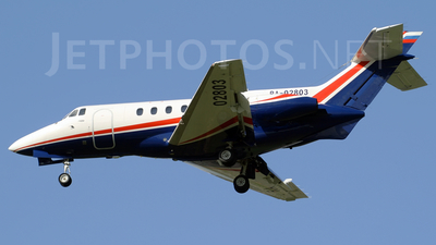RA-02803 - British Aerospace BAe 125-700B - Avcom - Aviation Commercial