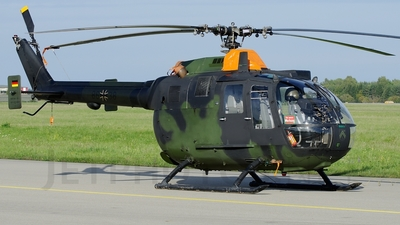 86-38 - MBB Bo105P1 - Germany - Army