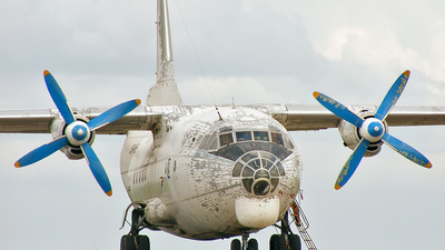 S9-KHE - Antonov An-12BK - Transliz Aviation
