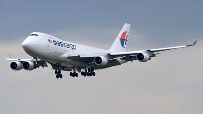 9M-MPR - Boeing 747-4H6F(SCD) - MASkargo