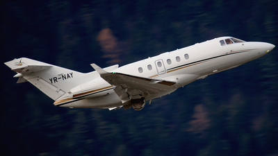 YR-NAY - Raytheon Hawker 900XP - Unknown