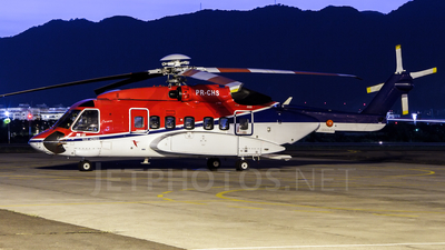 PR-CHS - Sikorsky S-92A Helibus - BHS Helicopter