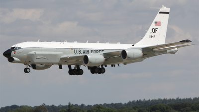 64-14847 - Boeing RC-135U Combat Sent - United States - US Air Force (USAF)