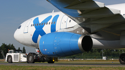 F-GRSQ - Airbus A330-243 - XL Airways France
