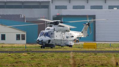 N-175 - NH Industries NH-90NFH - Netherlands - Navy
