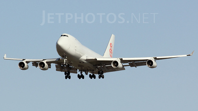 LX-PCV - Boeing 747-4R7F(SCD) - Cargolux Airlines International